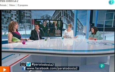 LA2 TV decica un coloquio sobre la situación de los menore transexuales