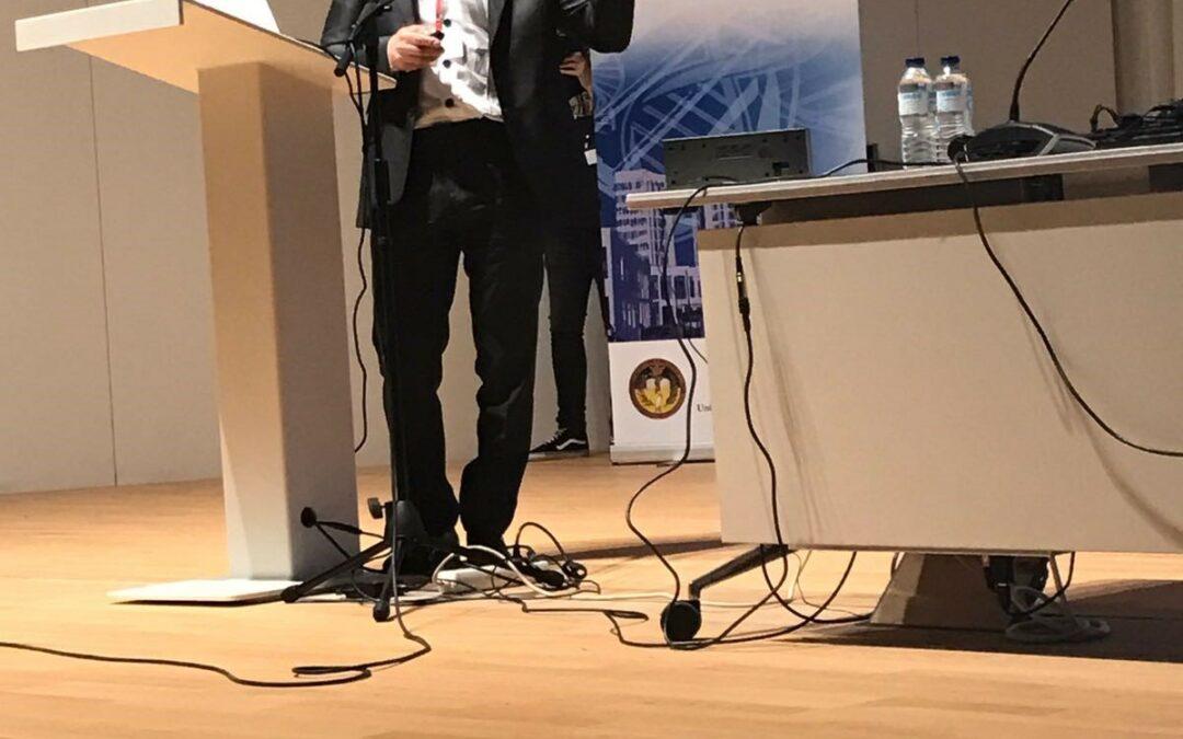 Dr. Ivan Mañero, ponente en el Congreso de  Estudiantes de Investigación Biosanitaria