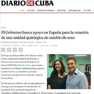 Nueva Unidad de cambio de sexo en Cuba